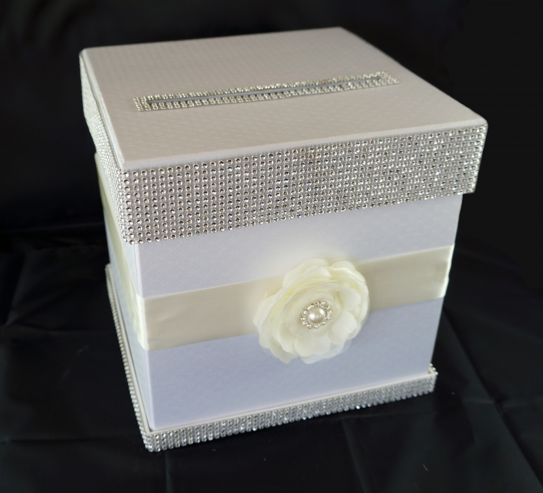 Unique Wedding Card Holder Ideas: DIY Wedding Card Box Ideas