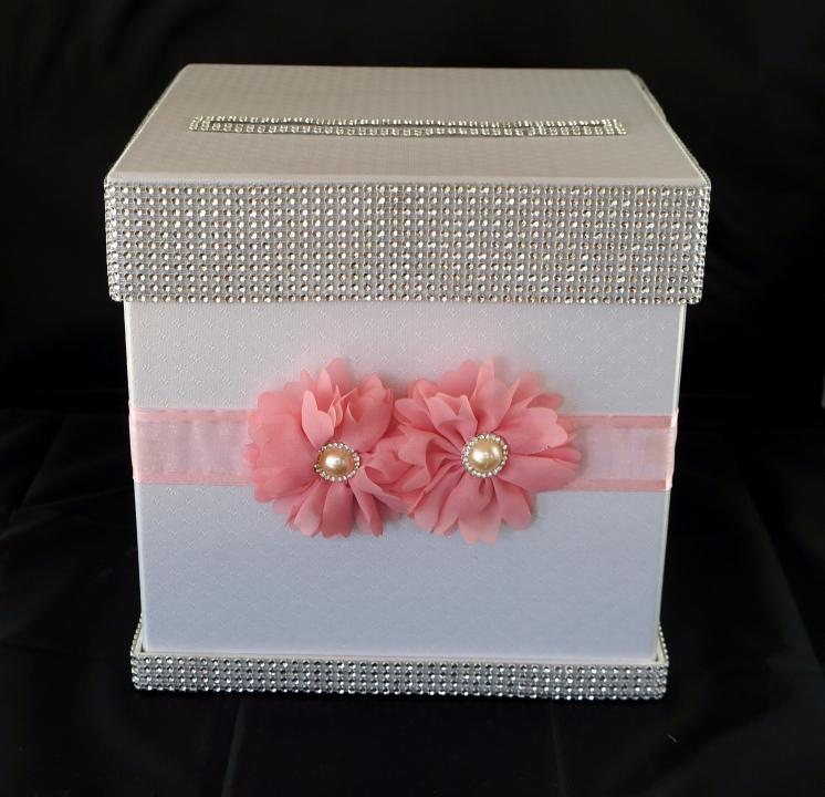 Wedding Cards Ideas To Make: DIY Wedding Card Box Ideas