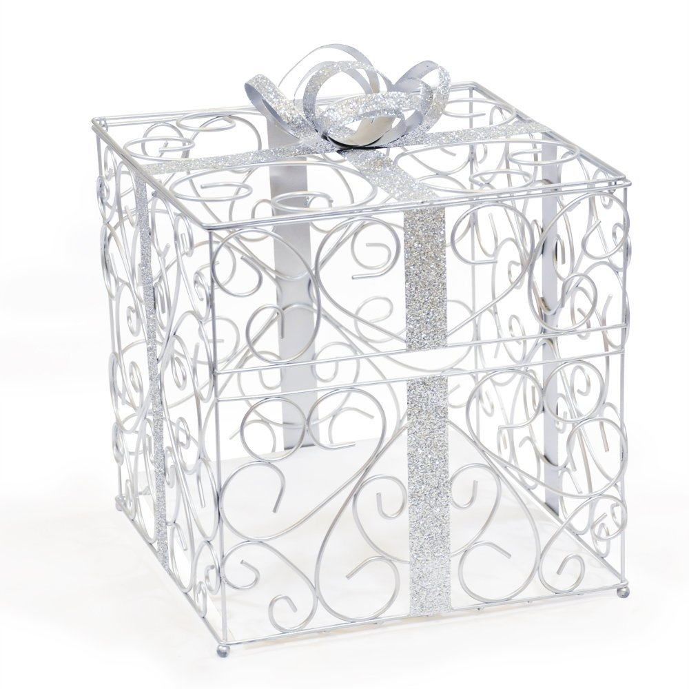 Card Box Ideas For Wedding Reception: Cathy's Concepts Reception Gift Card Holder