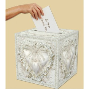 card box party accessory