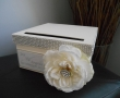 Bought wedding card box cost $72